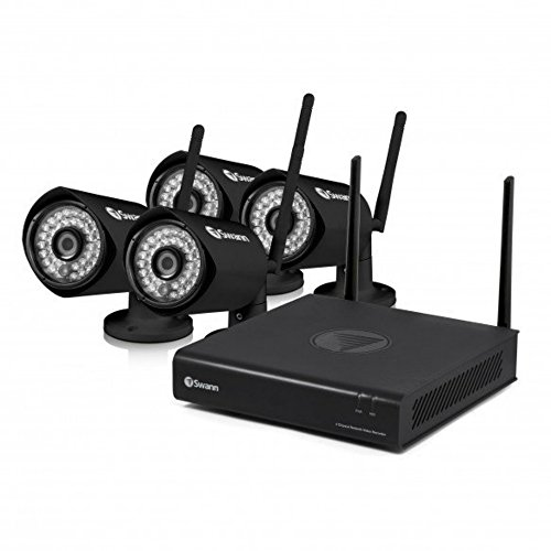 Swann CONVW EZ4VIEW4 Channel Wireless Security