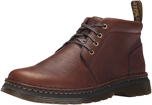 Dr. Martens Lea Dark Brown Grizzly 20660201, Boots