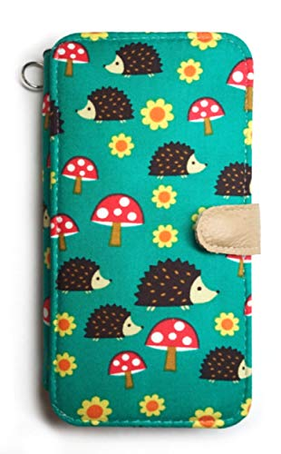 Hedgehog Phone Wallet Case For Iphone 11 Iphone 11 Pro Iphone 11 Pro Max Iphone Xr Iphone Xs Iphone Xs Max Iphone X Iphone 8 8 Plus Iphone 7