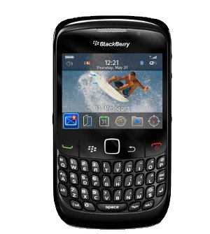 BlackBerry Curve 8530 Smartphone (Black) for Alltel Wireless Network with No Contract