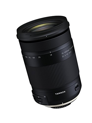 41yItRt481L - Tamron 18-400mm F/3.5-6.3 DI-II VC HLD All-In-One Zoom For Nikon APS-C Digital SLR Cameras (6 Year Limited USA Warranty)