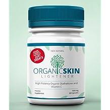 Organic High Potency Skin Lightener (30 Days Supply)