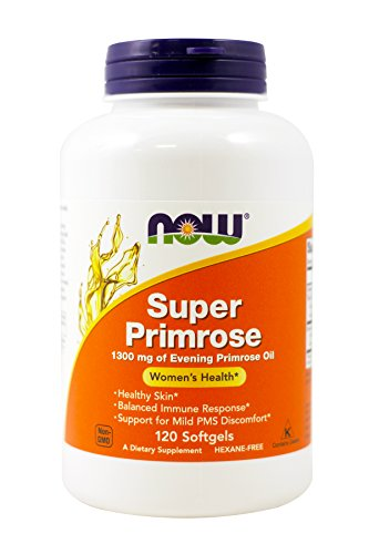 Now Foods, Super Primrose 1300 mg 240 Review