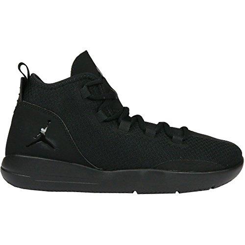 nike Air Jordan Reveal BG Hi Top Basketball Trainers 834126 Sneakers Shoes (7 M US Big Kid, black black infrared 23 020)