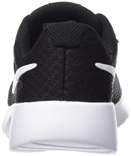 Nike Boy's Tanjun (PS) Running Shoes (1 Little Kid M, Black/White/White) by Nike (Image #2)