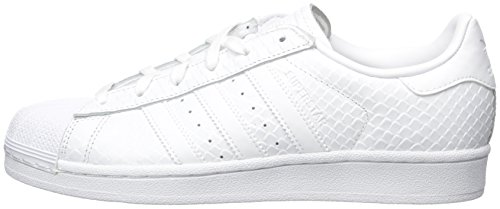 Adidas White S76148 Womens Trainers Leather Superstar TXTqwr