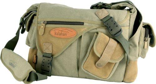 Kalahari k-31 Sac pour appareil photo reflex Vert kaki Import Allemagne