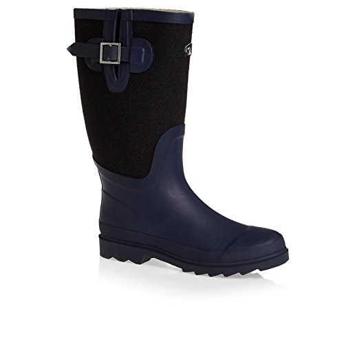Stivali Wellington Per Animali Della Safara - Dark Navy Uk 5