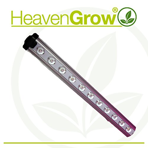 LED-Leiste für Anbau 90 cm HeavenGrow LED Grow Pflanzenlampe Bar