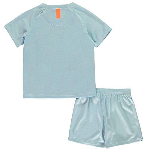 a1d8da428c6 Amazon.com : NIKE 2018-2019 Chelsea Third Little Boys Mini Kit : Sports &  Outdoors