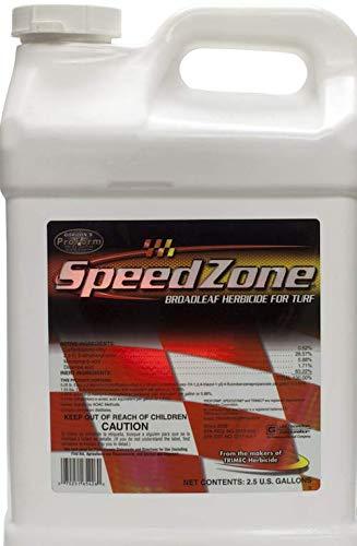SpeedZone Broadleaf Herbicide for Turf 2.5 Gallon