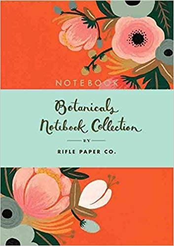 Botanicals Notebook Collection by Rifle Paper Co. 2011-08-24 ...