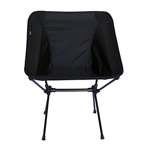 TravelChair C-Series Joey Backpacking Chair, Compact, Black