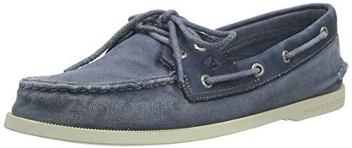 Sperry Top-Sider Men's O 2-Eye Textile Boat Shoe