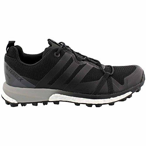 Adidas Terrex Agravic Dames Uitgevoerd In Zwart / Zwart / Wit
