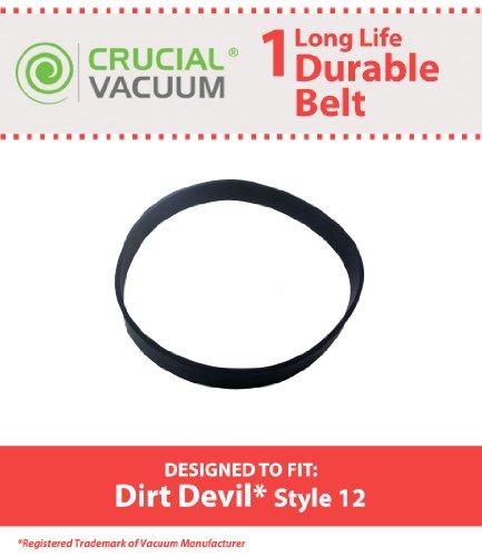 dirt devil belt style 12 - 9