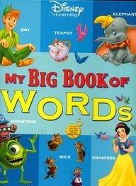(Disney Learning My Big Book of Words [Hardcover] [Jan 01, 2017] Parragon Books Ltd)