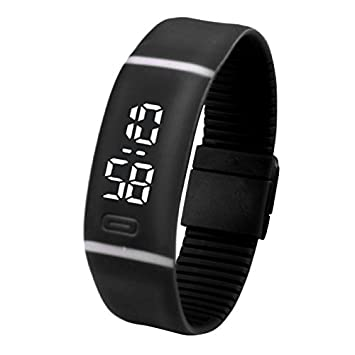Pulsera de Actividad 💝💞 Yesmile Reloj Inteligente Relojes Deportivos Impermeable Actividad Pulsera Mujer Hombre Reloj Fitness Podómetro: Amazon.es: Hogar