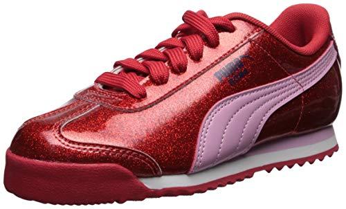 (PUMA Baby Roma Sneaker, Hibiscus-Pale Pink, 9 M US Toddler)