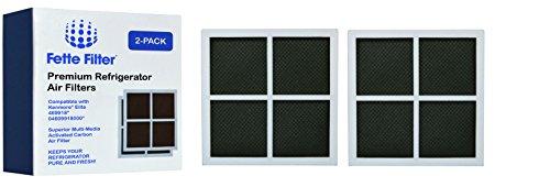 (Fette Filter - Refrigerator Air Filter Compatible for Kenmore Elite 469918. (2-Pack))