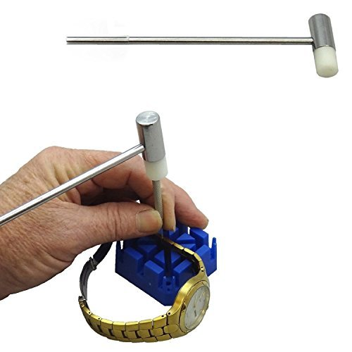 Yonger Watch Hammer Watch Band Pin Link Remover Repair Tool by Yonger (Image #1)