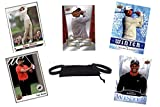 Tiger Woods Golf Cards (5) Assorted Trading Card