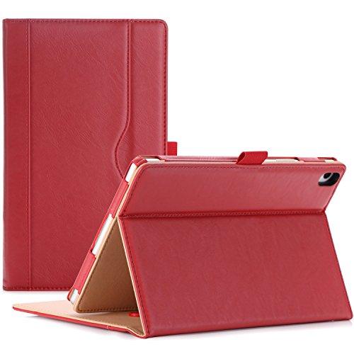 (ProCase Folio Case Compatible for Lenovo Tab 4 8 Plus, Stand Case Cover for Lenovo Tab 4 8