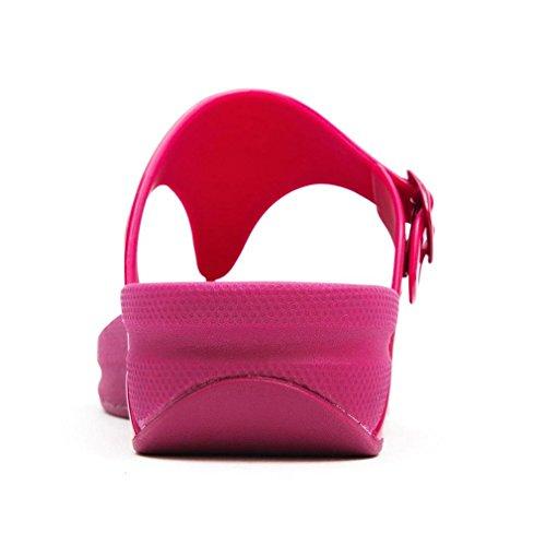 Fitflop Women's Superjelly Flip Flop Pink lZTDGT3E
