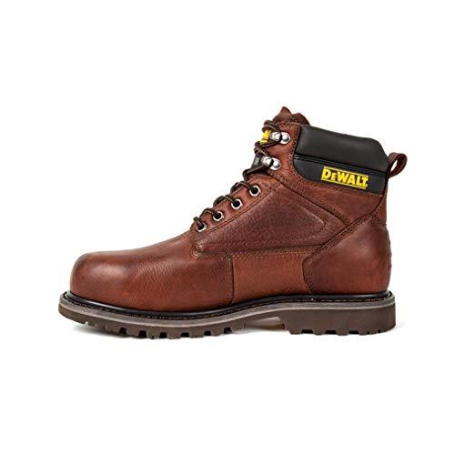 DEWALT Men's Axle Steel Toe Waterproof Work Boot (10 M US) by DEWALT (Image #2)