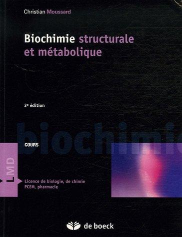 BIOCHIMIE QCM TÉLÉCHARGER METABOLIQUE 150