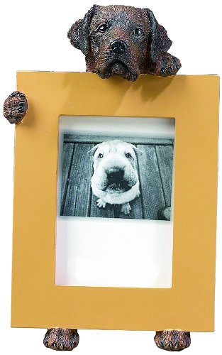 """Chocolate Labrador Retriever 2.5"""" x 3.5"""" Picture Frame for sale  Delivered anywhere in Canada"""