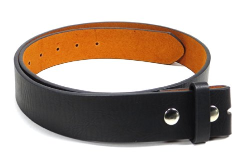 [Leather Belt Strap with Soft Distress 1.5