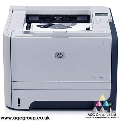 HP LaserJet P2035 2035 CE461A CE461A#ABA Laser Printer with toner and 90-day Warranty(Renewed)