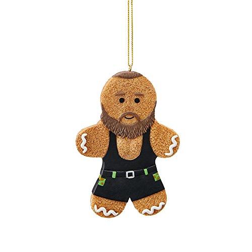 WWE Braun Strowman Gingerbread Man Ornament