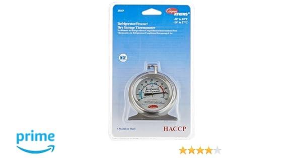 Amazon.com: Cooper-Atkins 25HP-01-1 Refrigerator, Freezer, Dry Storage Thermometer: Industrial & Scientific