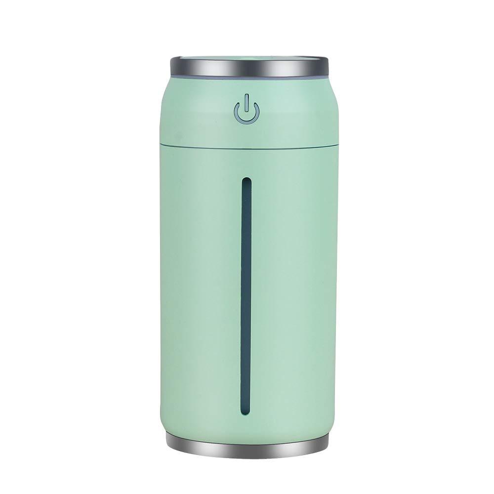Mini humidificador de Aire para Coche con USB difusor de Aceite Esencial y purificador de Aroma Xuba para decoraci/ón del hogar o el Coche