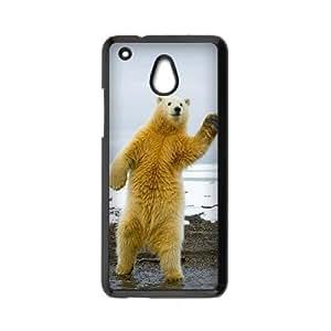 Cute Bear Personalized Custom Phone Case For HTC One Mini Hard Case Cover Skin