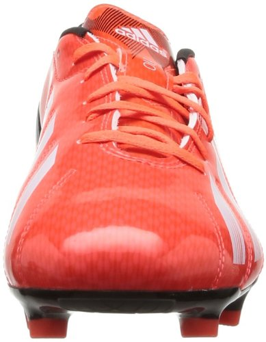 adidas F10 TRX FG Q33868 Herren Fußballschuhe Rot (Infrared / Running White Ftw / Black 1)