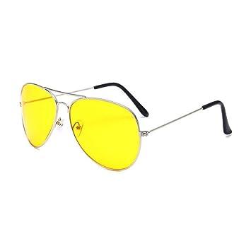 KLXQW Gafas De Sol Tipo Aviador Unisex Gafas De Sol Estilo ...