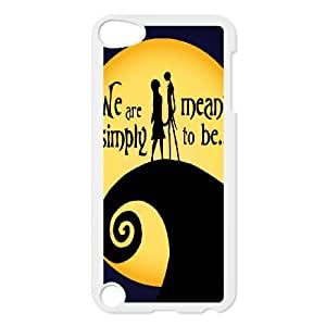 Ipod Touch 5 Phone Case Jack Sally Q6A1159591