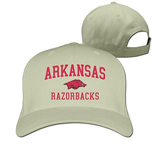 University Of Arkansas Razorbacks Baseball Trucker Hats Snapbacks Fitted Caps