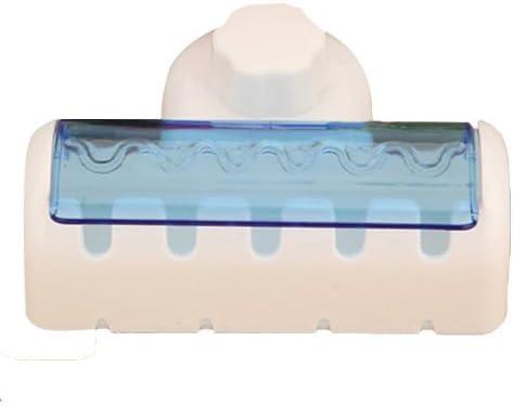 FamilyMall Support 5 brosses /à dents /à ventouse en plastique