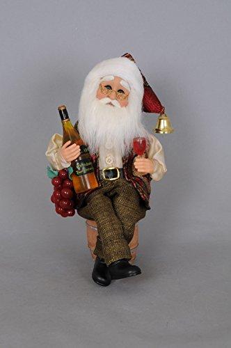 Karen Didion Wine Santa - Karen Didion Originals Wine Santa