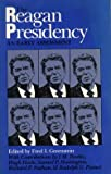 The Reagan Presidency : An Early Assessment, Greenstein, Fred I., 0801830575
