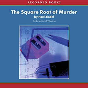 The Square Root of Murder Audiobook