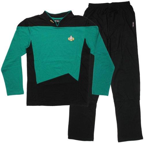 (Star Trek Next Generation Sciences Pajama Set)