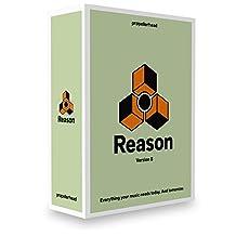 Propellerhead Reason 8 (Estudio de grabación y producción musical)