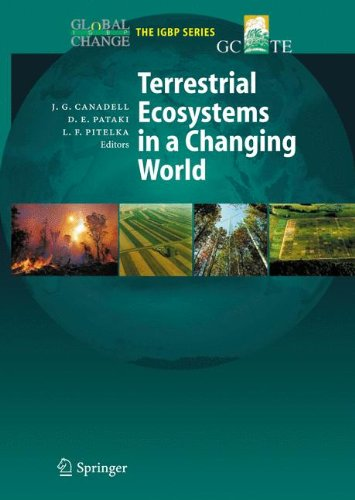 Download Terrestrial Ecosystems in a Changing World (Global Change - The IGBP Series) pdf epub
