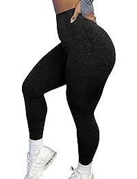 Women's High Waist Workout Vital Seamless Leggings Butt Lift Stretchy Yoga Pants