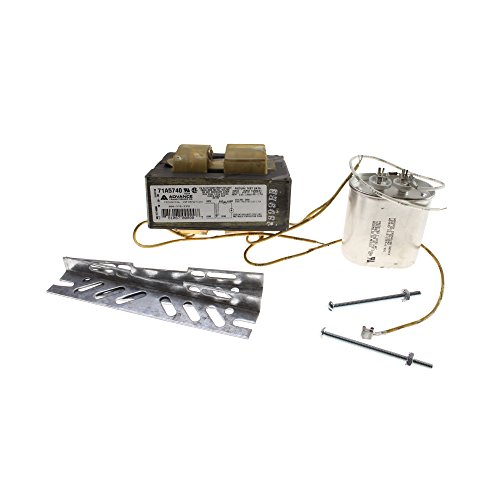 Advance B250-MH-480 Metal Halide Ballast Kit, 250W MH, 480V HPF